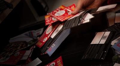 coupon processing